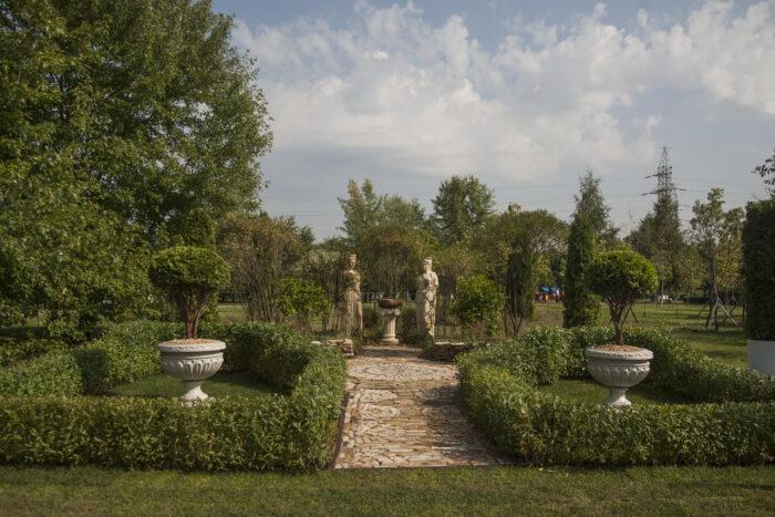фестиваль исторических садов Царицыно 2021