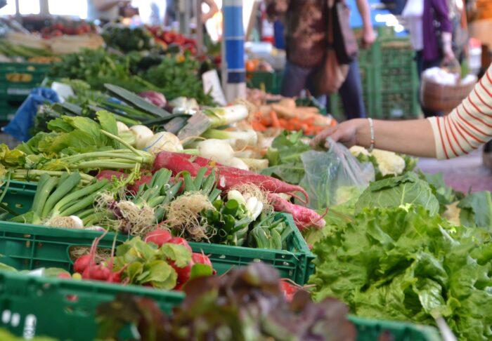 пищевые отходы и потепление market-Innviertlerin с сайта Pixabay