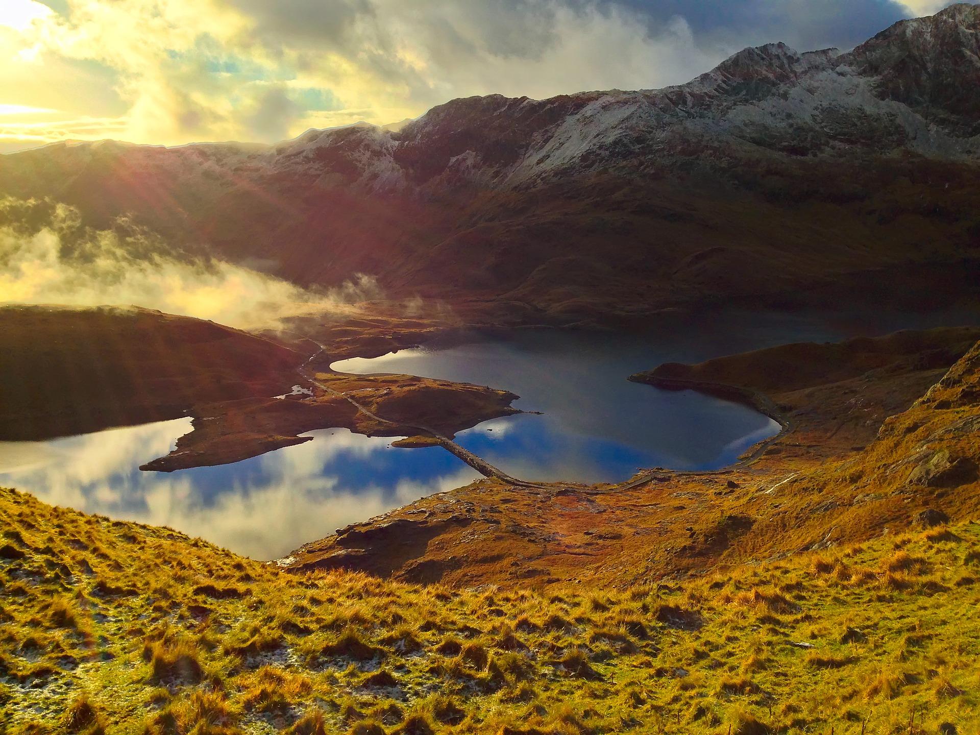 Уэльс wales Изображение David Mark с сайта Pixabay