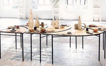 стол из пищевых отходов