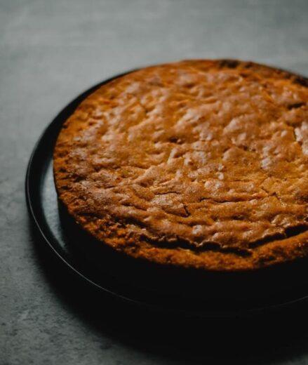 рецепт морковного кекса готовим с детьми