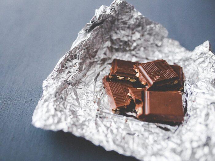 История шоколада Изображение Karolina Grabowska с сайта Pixabay
