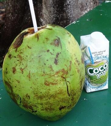 Кокосовая вода COCOYOYO программах детокса
