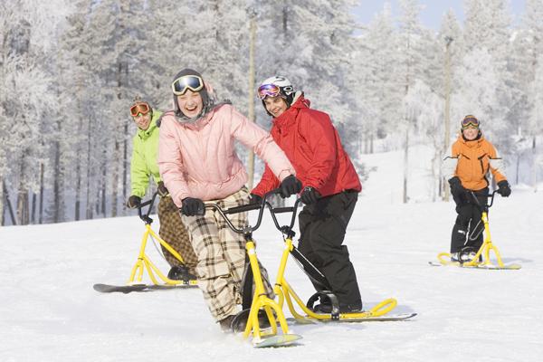 finland-ski-resort