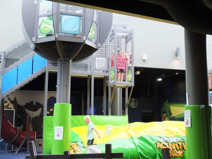 Angry Birds в Лаппеенранте