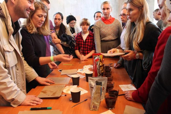фестиваль кофе СПб 2016
