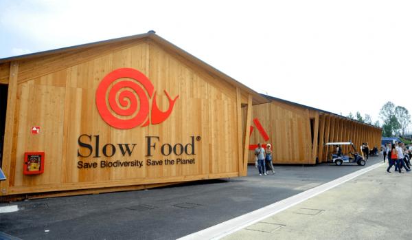 slow food expo