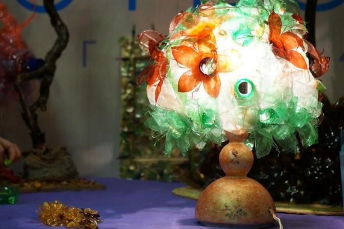 Лампа от Гюзель Амировой