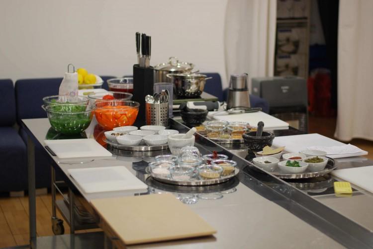 мастер класс кулинарный от Шриканта из Индии