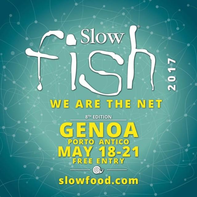 выставка Slow Fish 2017