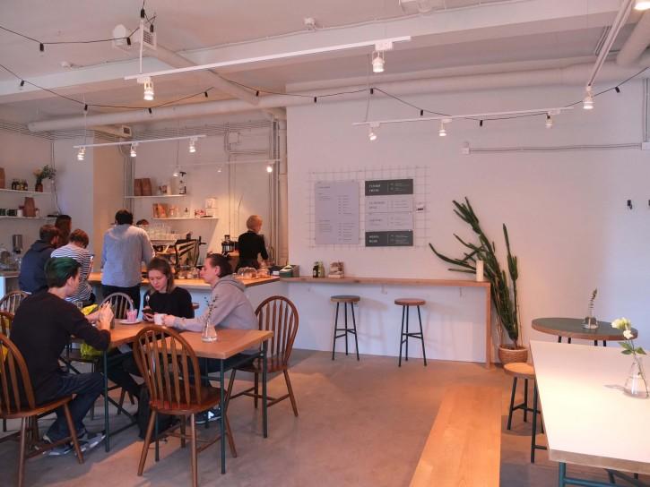 verle garden кофейня