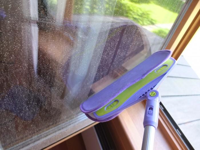 грязные окна