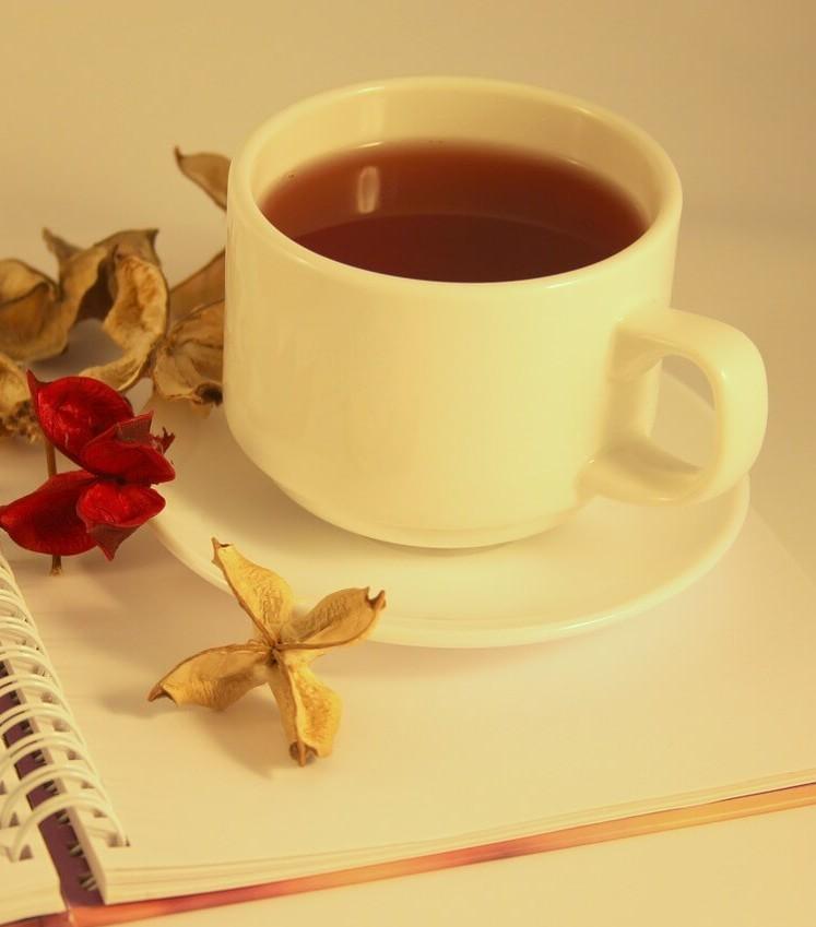 чай осенний