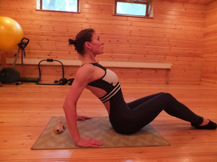 корден йога тест