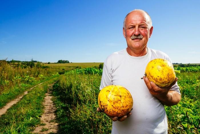 Евгений Шутов, фермер