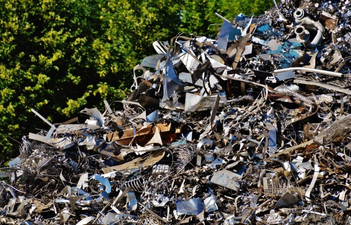 свалка отходы