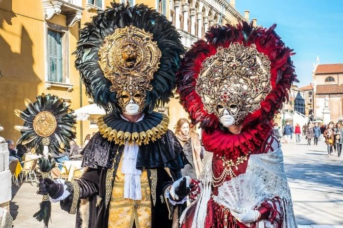 карнавал Венеция 2