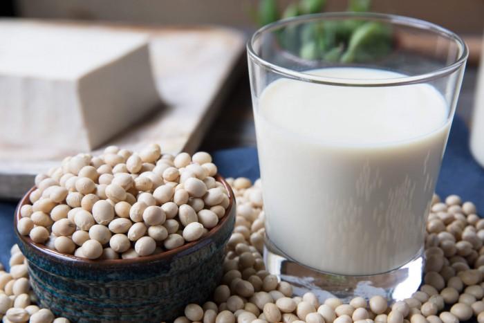 растительное молоко 10